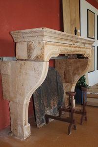 de chimenea clsico de estilo luis xiv de mrmol de piedra de