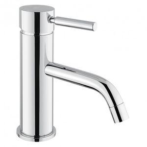 grifo monomando para lavabo   de metal cromado   de baño   con 1 orificio 4fdd03f65d2f