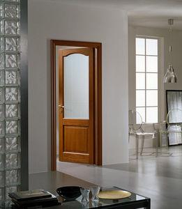 puerta de interior abatible de madera