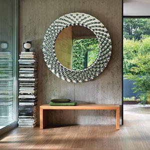 Espejo Todos Los Fabricantes De La Arquitectura Y Del Design Videos - Brillante-glass-vanity-by-antonio-lupi