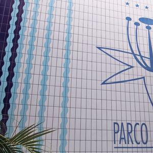 baldosa para piscina de pared para pavimento de gres porcelnico