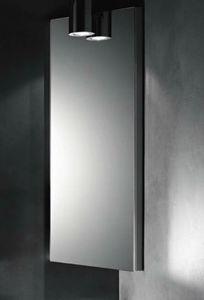 espejo de pared moderno rectangular para bao