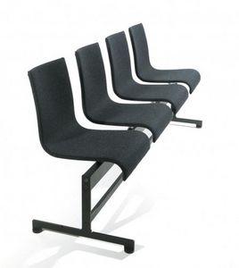 cdd79e1b36f Hilera de sillas - Todos los fabricantes de la arquitectura y del ...