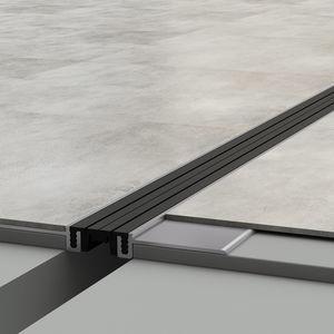junta de dilatacin de aluminio para calle para pavimento para