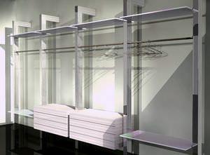 Vestidor de aluminio lacado Todos los fabricantes de la