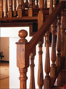 Barandilla de madera Todos los fabricantes de la arquitectura y
