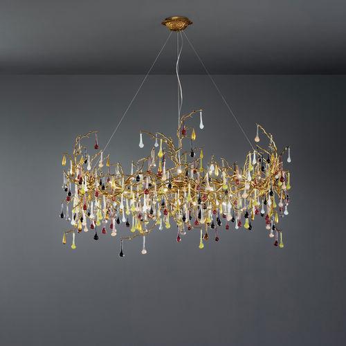 lámpara araña clásica - Serip Organic Lighting