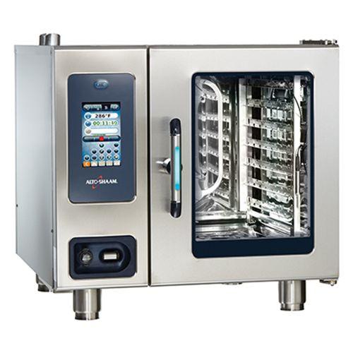 horno eléctrico / profesional / de energía mixta / de vapor