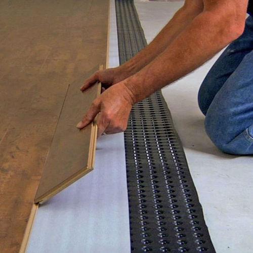 Aislante térmico / sintético / para interior / para forjado PLATON Armtec