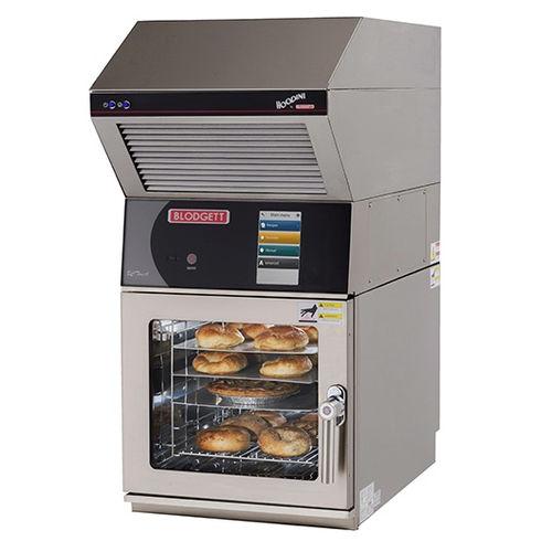 horno eléctrico / profesional / de vapor / de energía mixta
