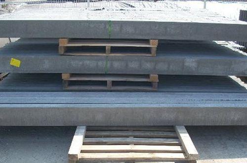 dintel de hormigón / armado / de carga / prefabricado