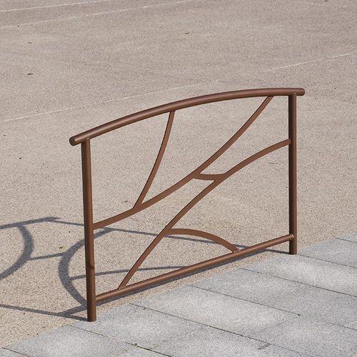 Barrera de protección / fija / de acero / para espacio público LILAC HUSSON INTERNATIONAL