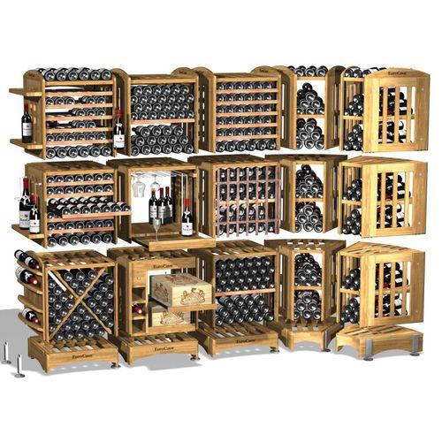 Mueble para vinos MODULOTHEQUE Eurocave