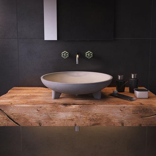 lavabo sobre encimera - Urbi et Orbi
