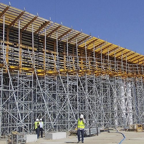 encofrado modular / de madera / para cubierta