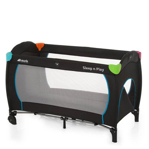 cama para bebé moderna / tapizada / de tejido