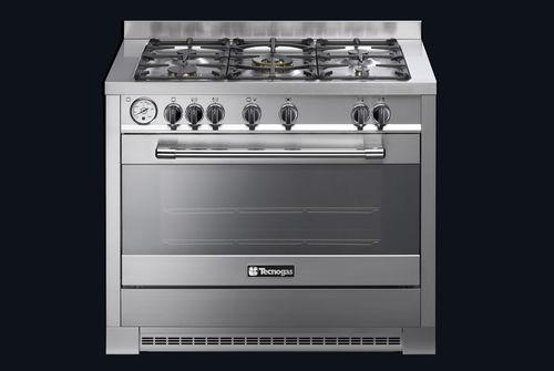 centro de cocción de gas / eléctrico / de hierro fundido / wok