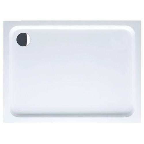 Plato de ducha rectangular / de fibra acrílica / antideslizante O.NOVO Villeroy & Boch