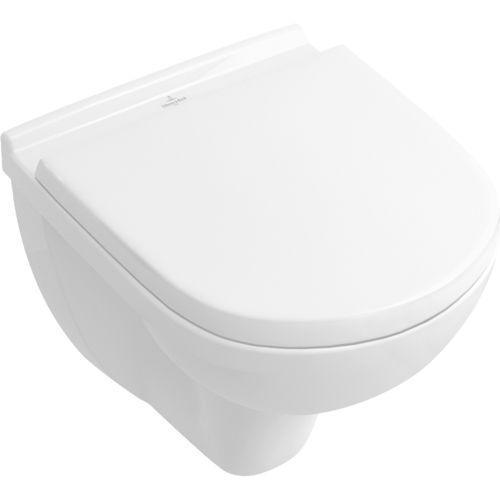 Inodoro suspendido / de porcelana / con cisterna empotrada O.NOVO: 568810 Villeroy & Boch