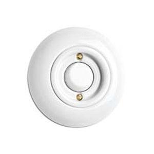 interruptor de palanca / de porcelana / moderno
