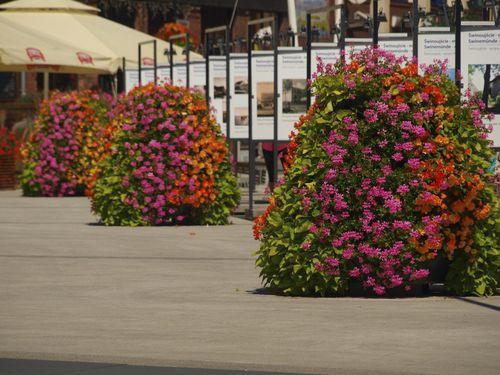 jardinera de acero galvanizado - Terra Group