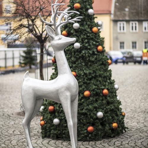 escultura de exterior / para espacio público