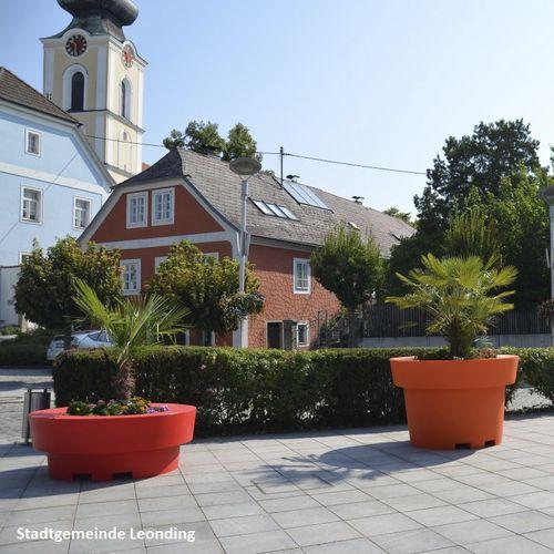 jardinera de polietileno - Terra Group