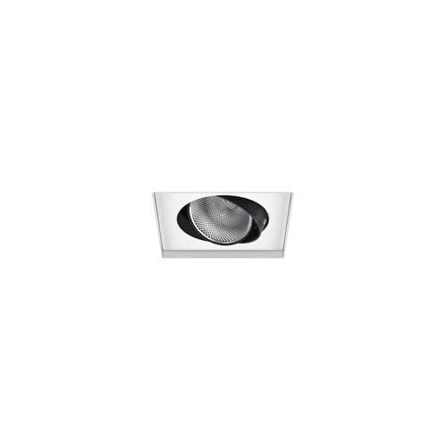 foco empotrable de techo / de interior / LED / cuadrado
