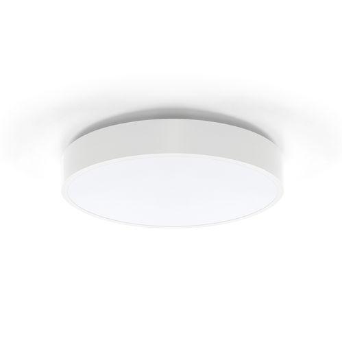 luminaria LED / circular / de aluminio extruido / de aluminio pintado