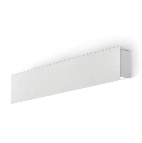 aplique moderno / de policarbonato / de acero pintado / de chapa de acero
