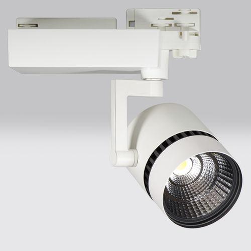 iluminación sobre riel LED - Brilumen