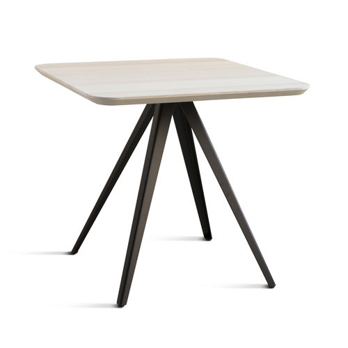 mesa moderna / de haya / de fresno / de metal