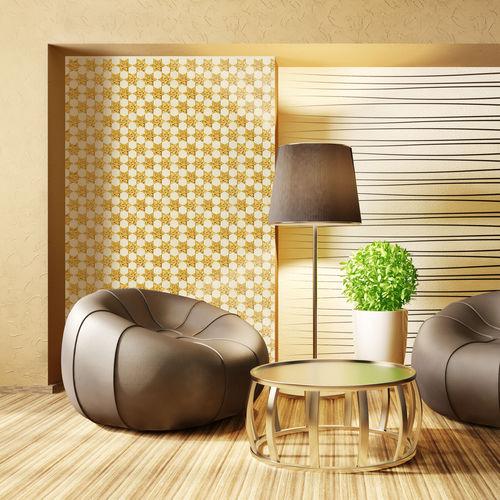baldosa de interior / de pared / de cristal de Murano / hecha a mano
