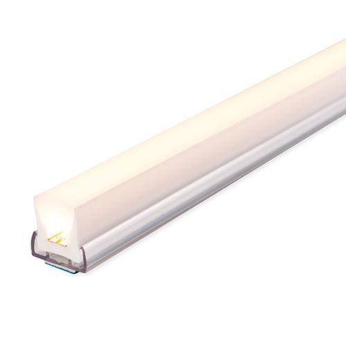perfil de iluminación empotrable / LED / sistema de iluminación modular