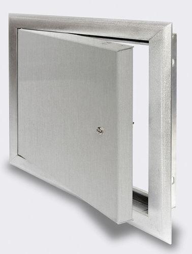 trampilla de inspección para techo / para pared / cuadrada / de metal