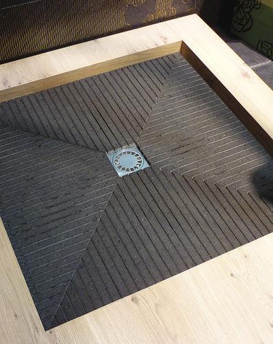 baldosa de baño / de exterior / para pavimento / de lava