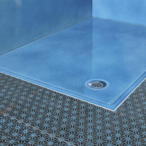 baño de diseño / de piedra natural