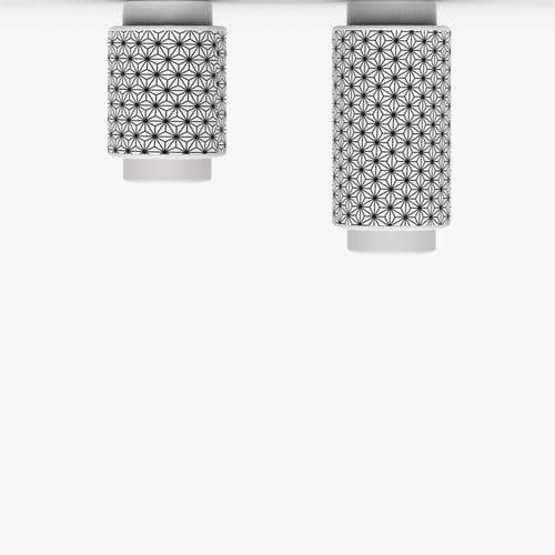 plafón moderno / lineal / de cerámica / LED