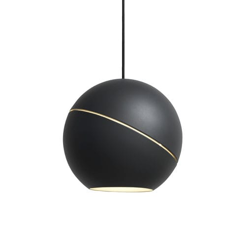 lámpara suspendida / moderna / de acero / de interior
