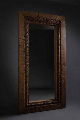 Espejo de pie / clásico / rectangular / de roble SF.W.10.1 SÓHA CONCEPT