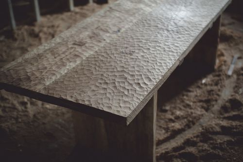 Mesa clásica / de roble / rectangular / de interior SF.W.6.1 SÓHA CONCEPT
