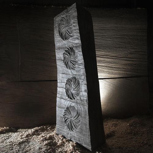 Escultura de madera SC.W.14 SÓHA CONCEPT