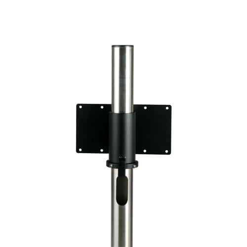 soporte para TV de pared moderno / giratorio / de metal