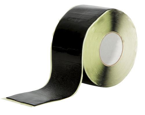 membrana impermeabilizante para tejado metálico / para conducto / tipo cinta / flexible