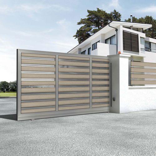 portón abatible - Style Doors S.A.