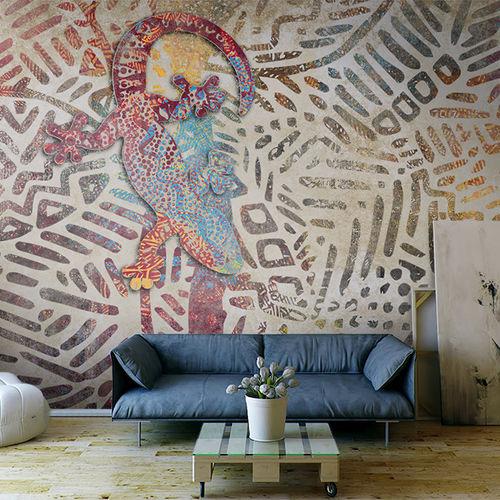 Papeles pintados modernos / de tela / de vinilo / con motivos animales DREAMTIME Skinwall