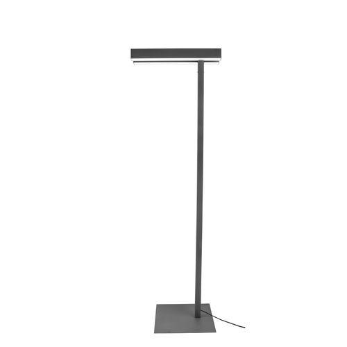 lámpara de pie / moderna / de aluminio / regulable