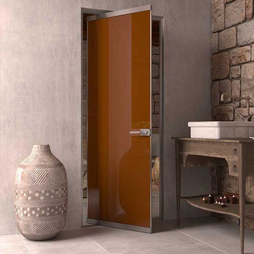 puerta de interior / pivotante / levadiza corredera / de vidrio