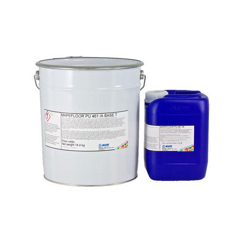 enlucido para lustrado / de suelo / de poliuretano