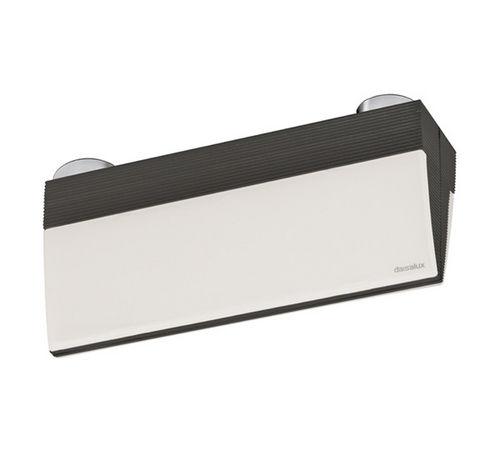 Iluminación de emergencia de techo / rectangular / fluorescente / de policarbonato LUMINARIAS Y ESPECIALES Daisalux